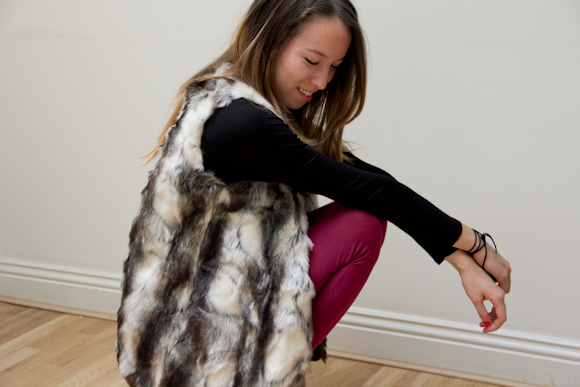 Wild Thing Outfit