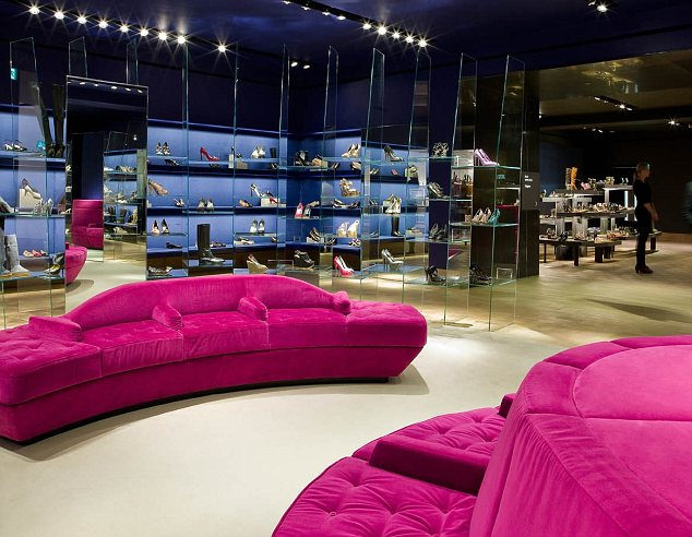 Shoe Galleries at Selfridges