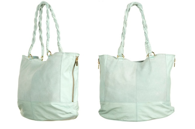 Topshop Pastel Mint Green Bag