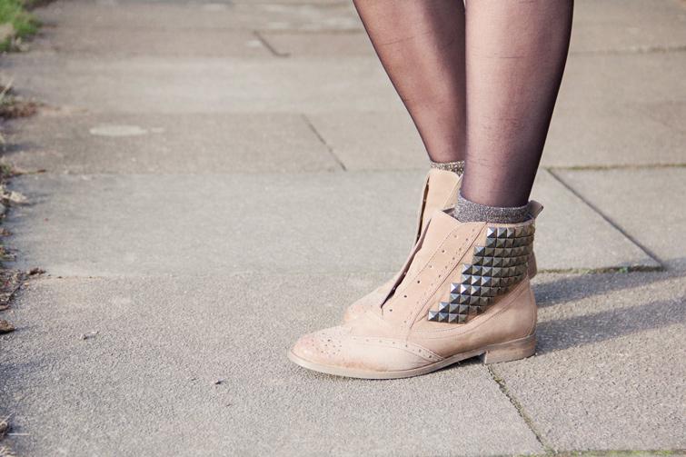 Sam Edelman Joss Studded Boots