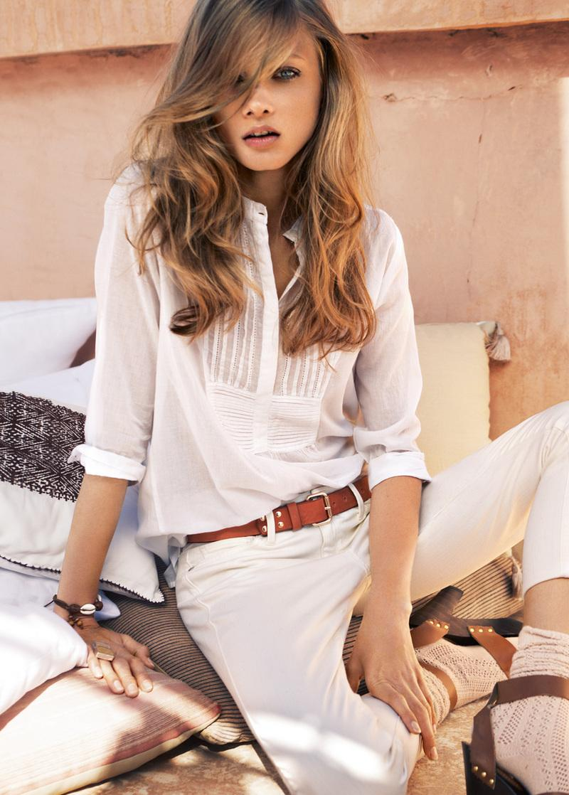 Mango Spring/Summer 12 Lookbook