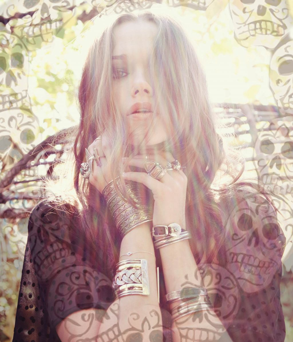 For Love & Lemons - Summer 12 Collection, Viva La Vida