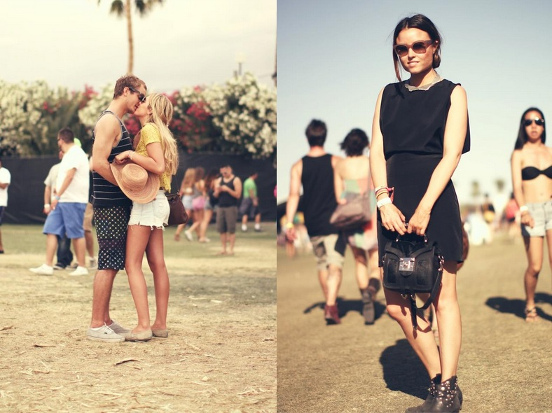 H&M Coachella Kiss for a Cause