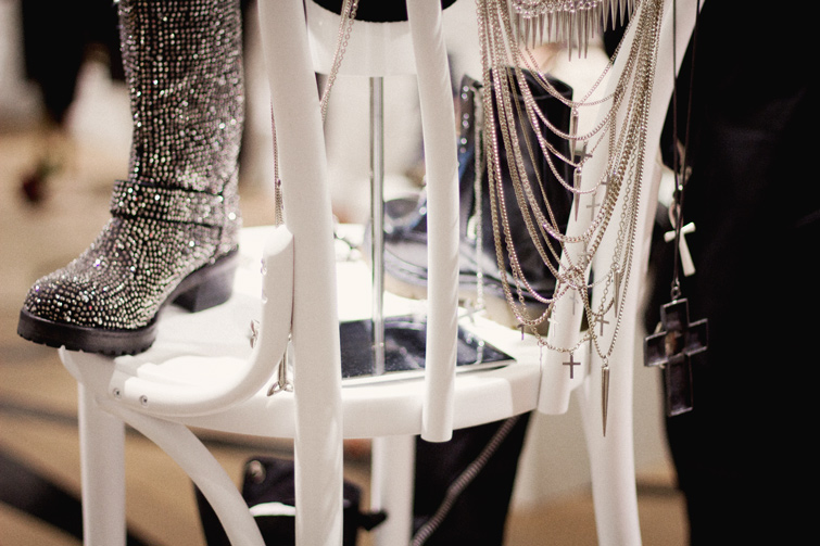 River Island Autumn Winter 2012 Press Day