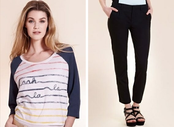 Sports Luxe with M&S SS12 Limited Collection