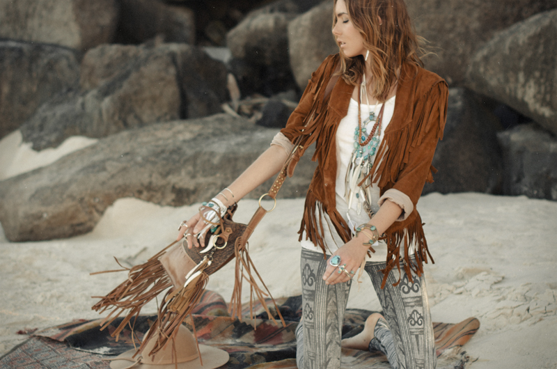 Spell and the Gypsy Collective Winter 2012 Lookbook