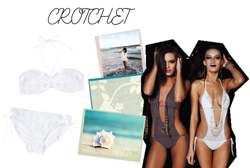 Swimwear Trends 2012 - Crotchet