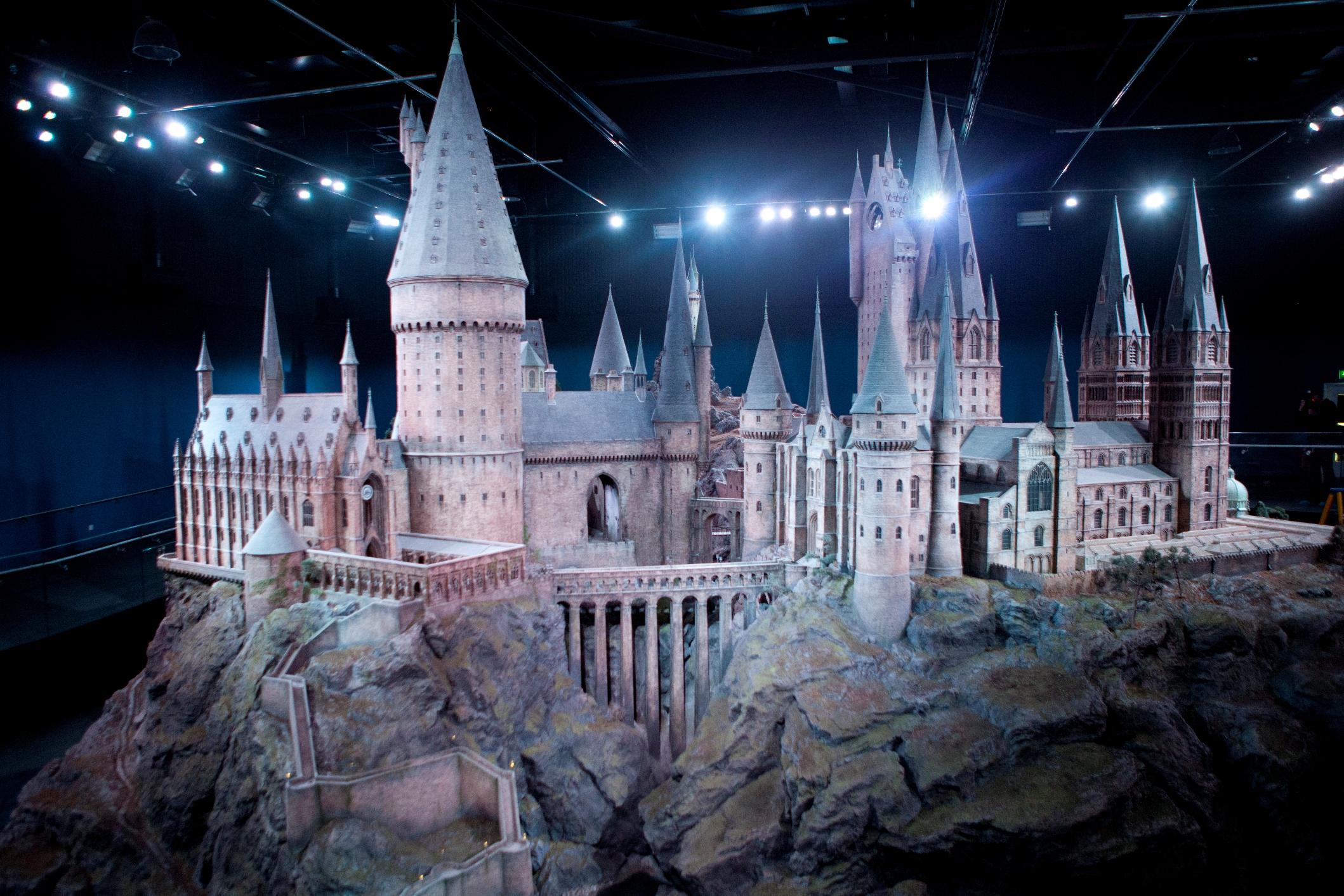 Harry Potter Studio Tour at Leavesdon