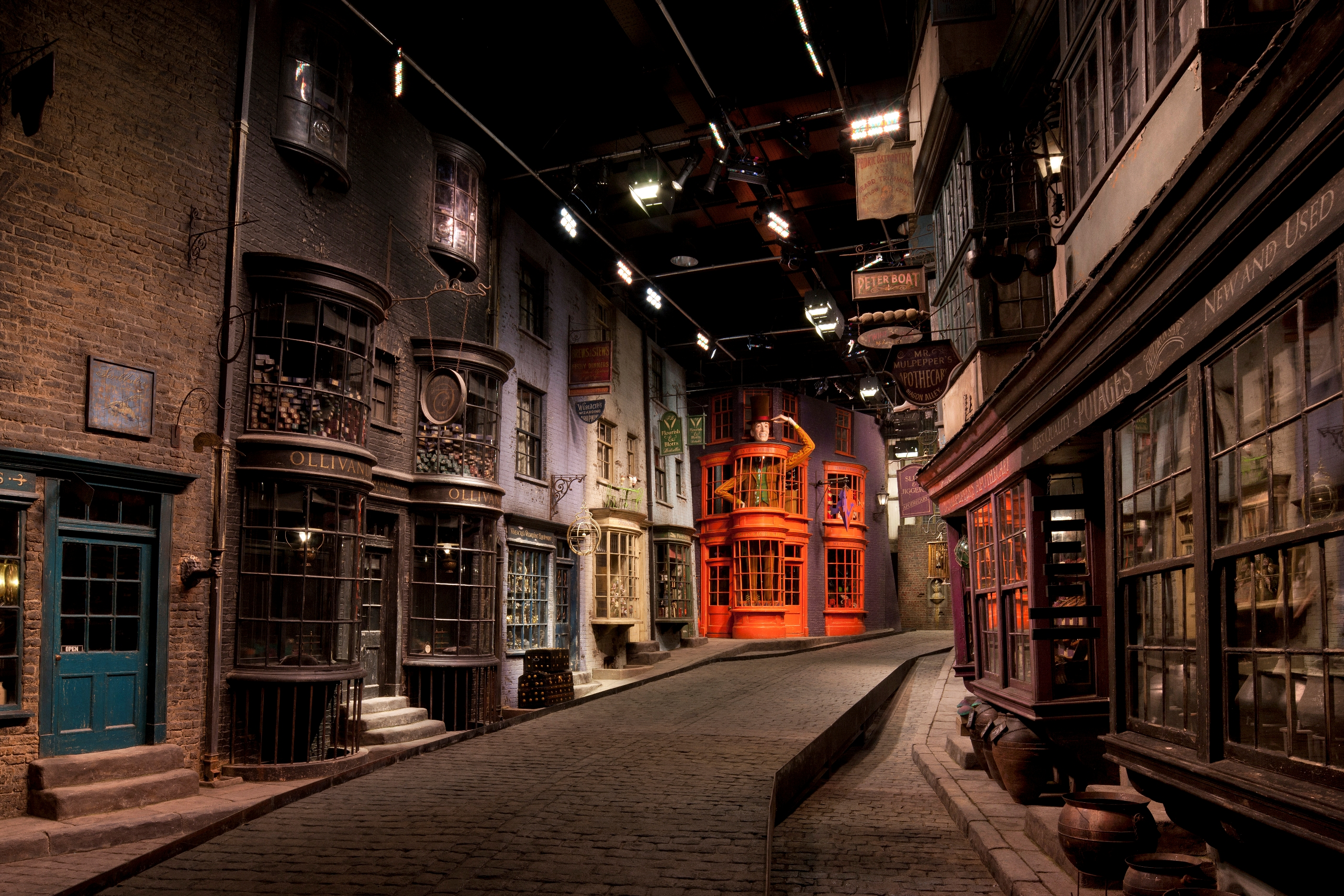 Harry Potter Studio Tour at Leavesdon