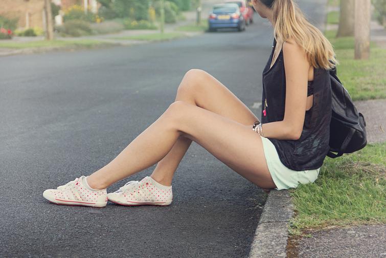 adidas neo girl