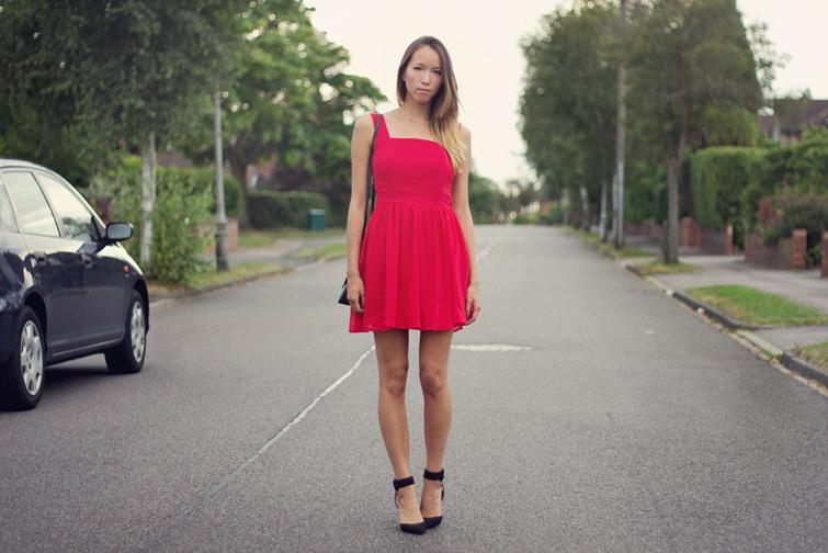 Ankle strap heels from Zara