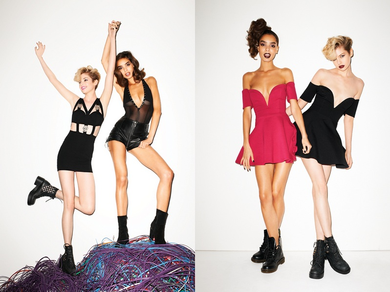 Nasty Gal collection 2012