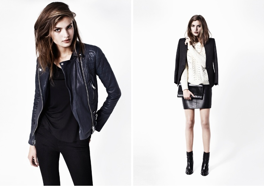 AllSaints lookbook