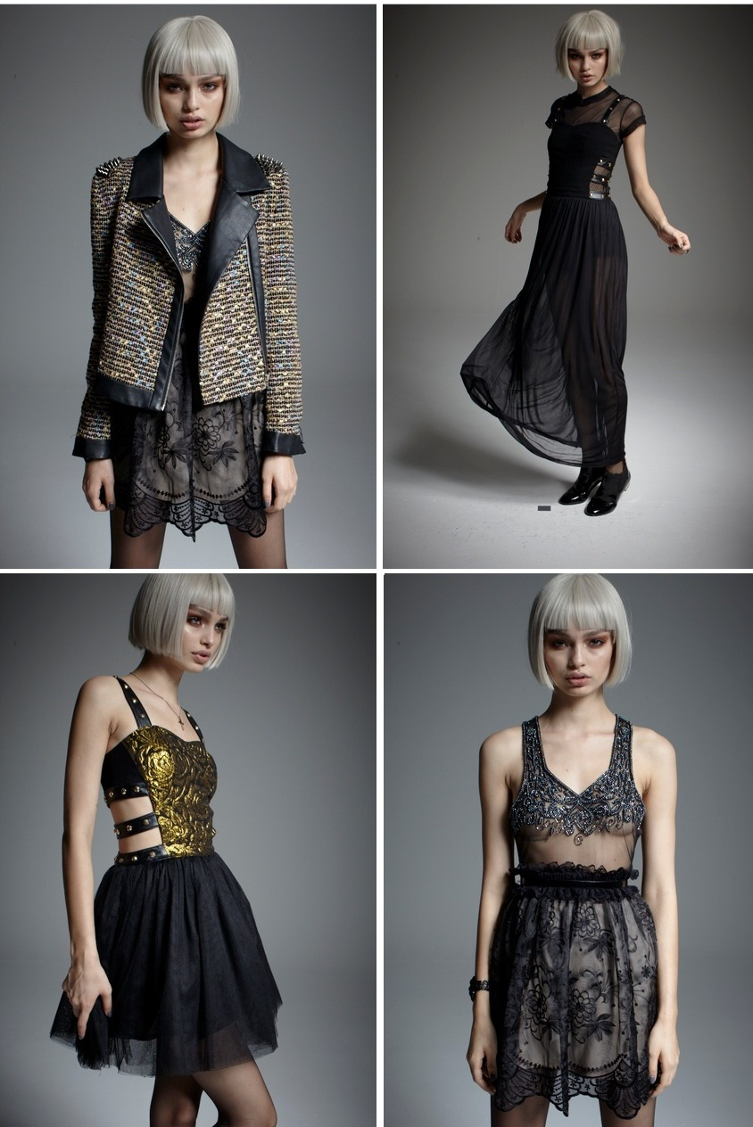Boohoo Boutique limited edition collection