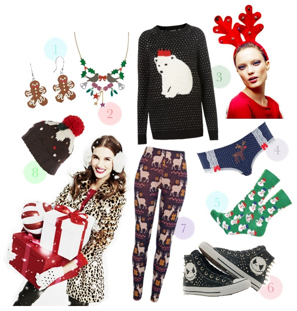 Christmassy outfit