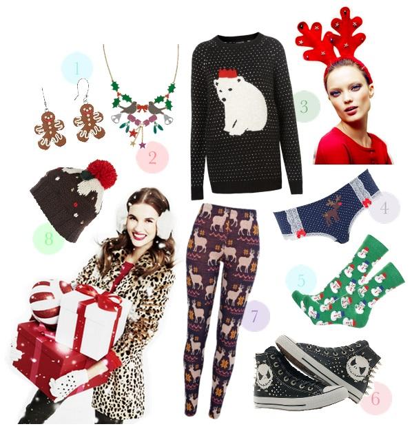 Festive Christmas Outfit - Festive Christmas Outfit - Girl In The LensGirl In The Lens