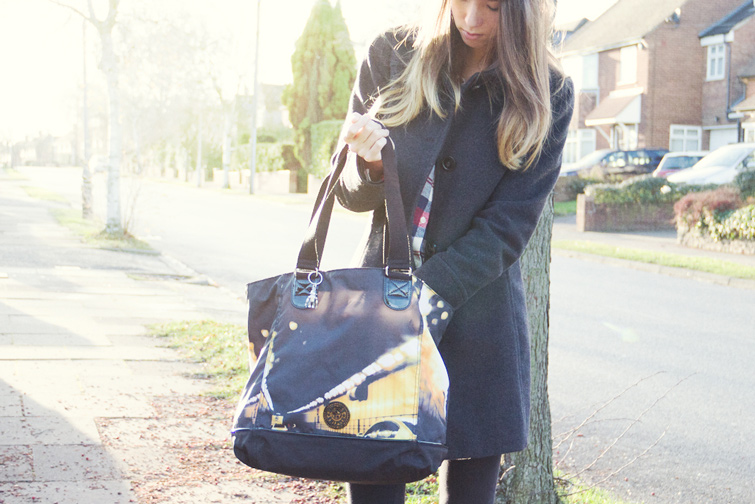 Kipling custom bag