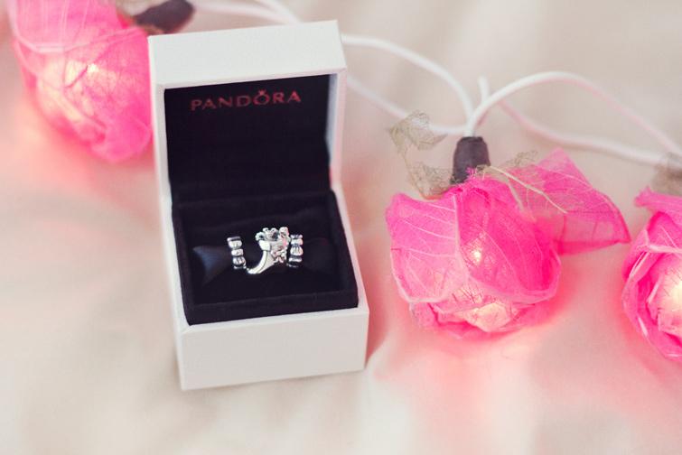 Pandora Christmas gift set
