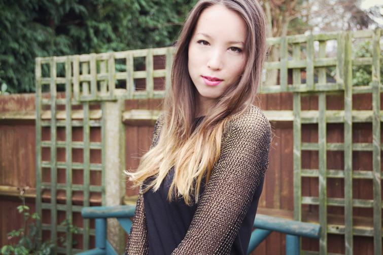 Ombre hair fashion blog