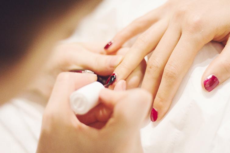 Manicure photograph