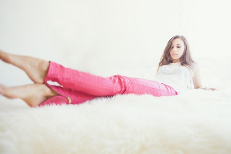 Rumi Neely Fashiontoast pink jeans