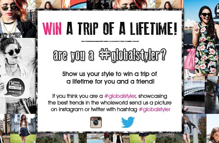 Boohoo #globalstyler competition