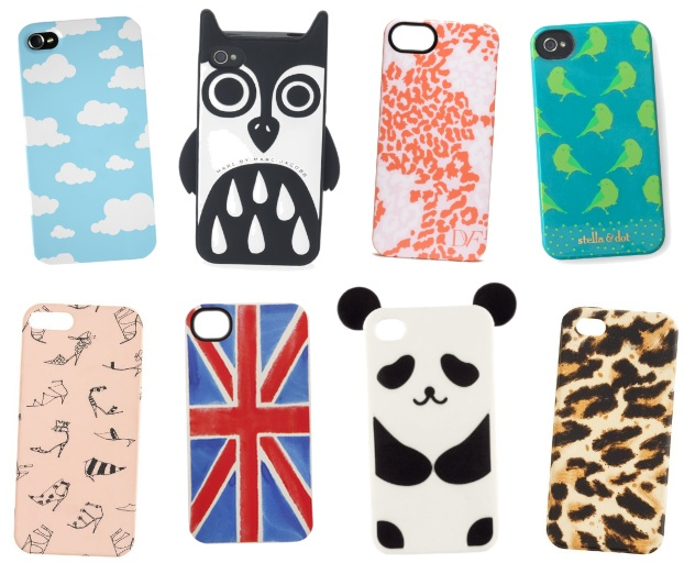 Cute iPhone fashion cases
