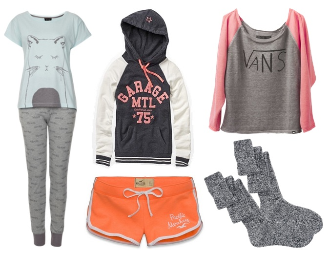 Comfy and cute loungewear