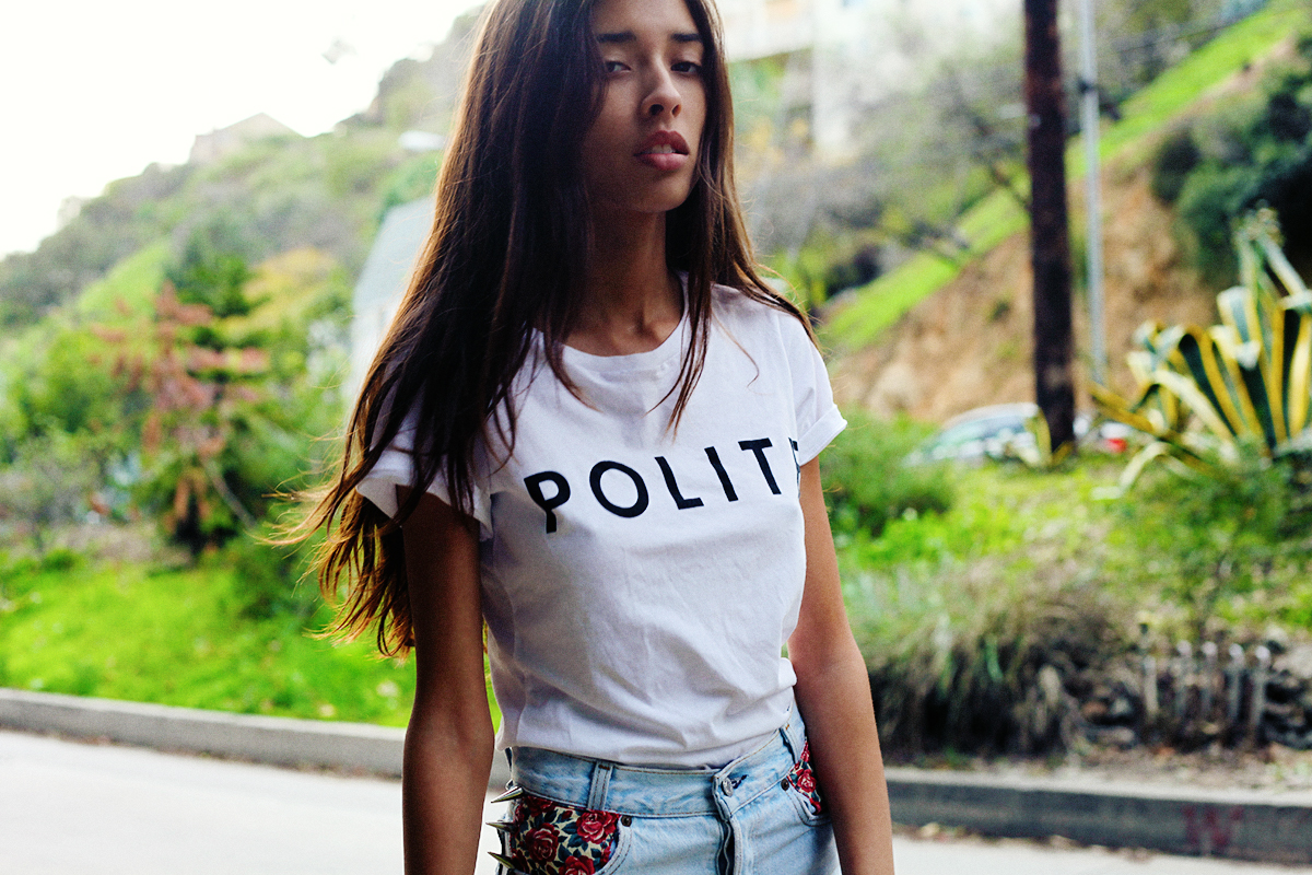 Politics t shirt