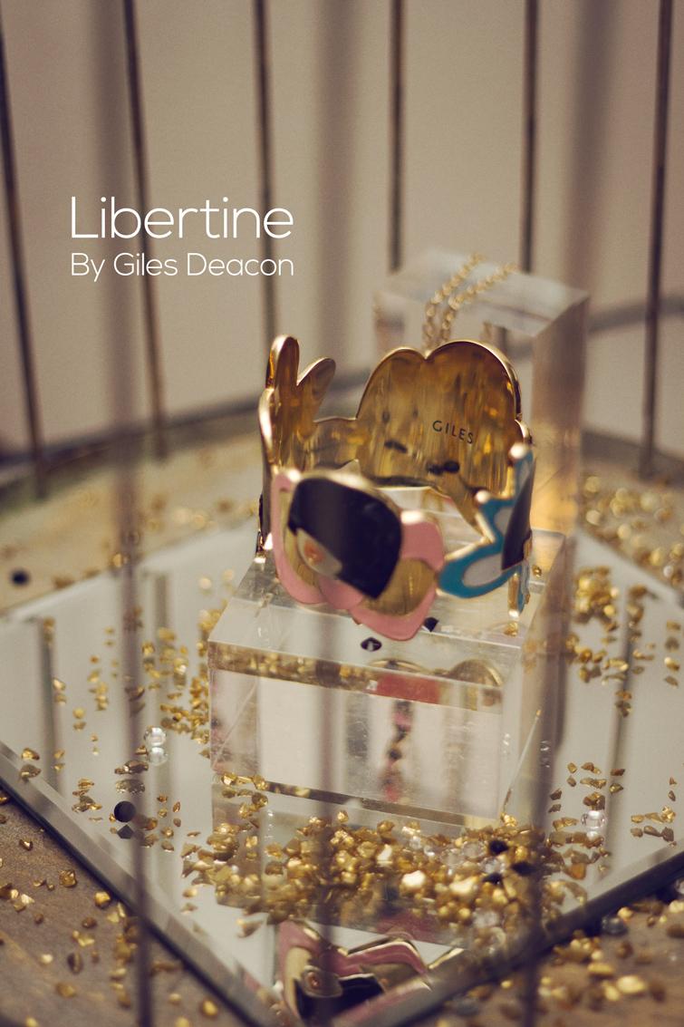 Libertine by Giles Deacon