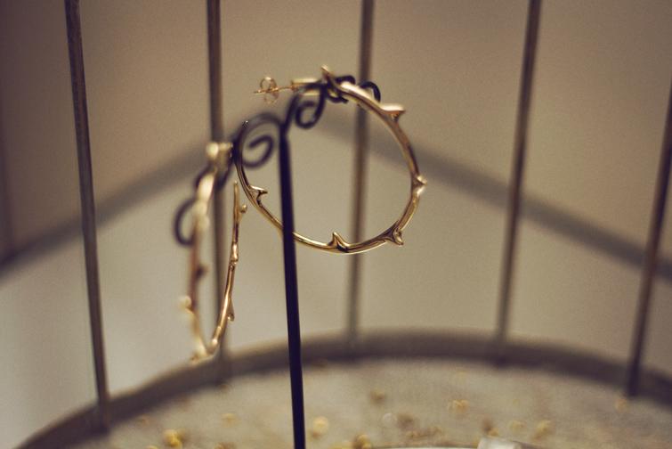 Giles Deacon jewellery line
