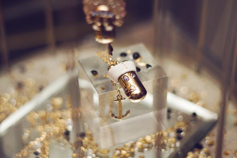 Giles Deacon Libertine jewellery