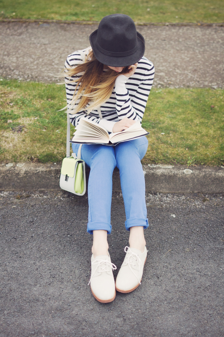 Parisian inspired outfit