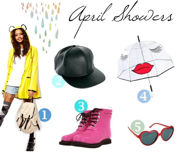 April showers fashion