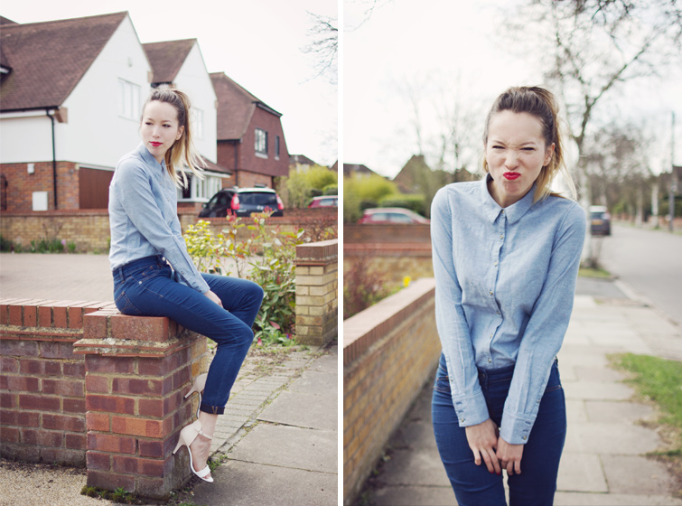 UK female fashion blogger Natasha from Girl in the Lens