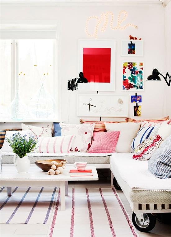 Patterns in homewear inspiration