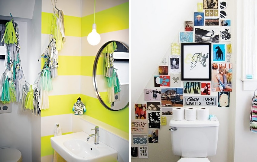 Decorating bathroom ideas DIY