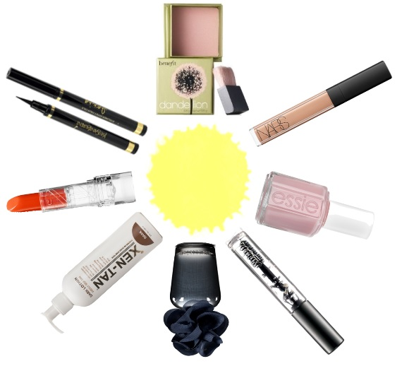 Spring beauty essentials 2013