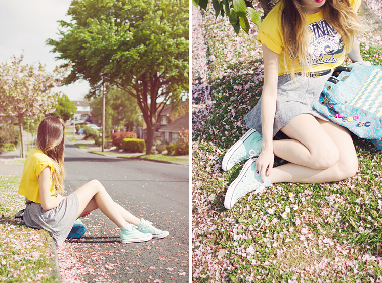 Summer Converse outfits