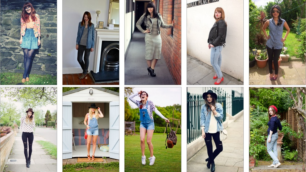 Take 10 UK fashion bloggers