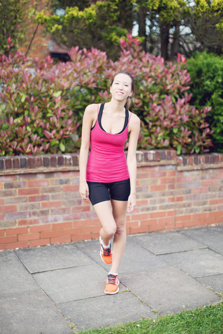 Running / Jogging Outfits - Girl in the LensGirl in the Lens