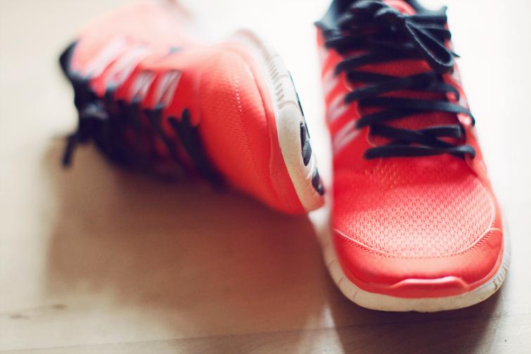 Nike performance free run