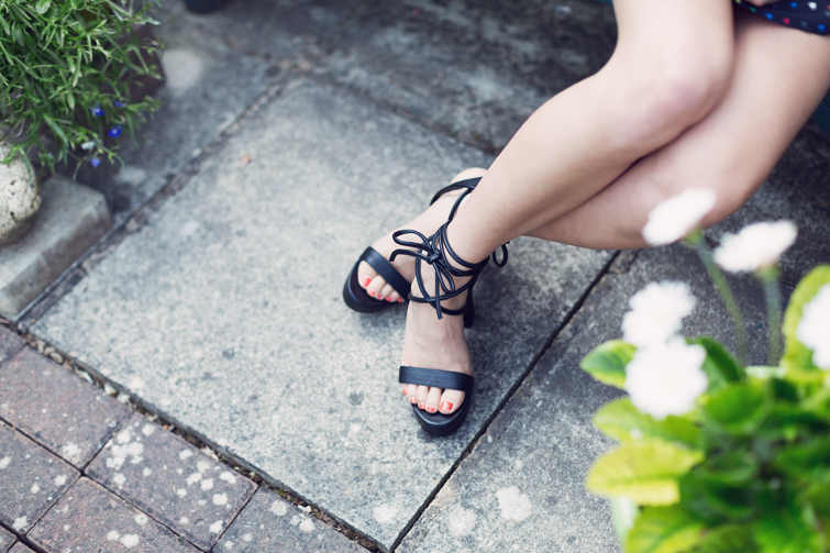 Fashion shoe photographs