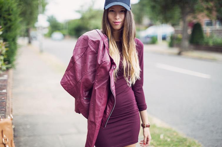 Fashion photography street style