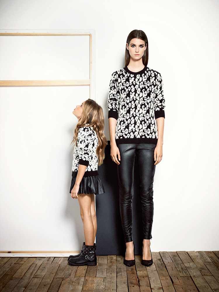 MNG Mini Me Lookbook