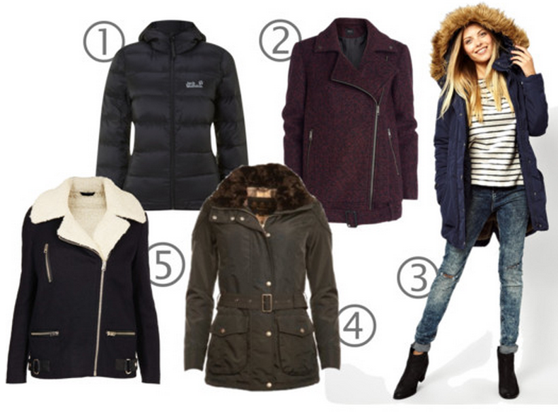 Wishlist | Menswear Inspired Coats - Girl in the LensGirl in the Lens