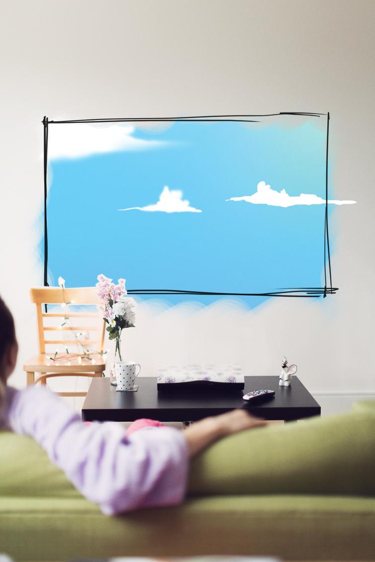 Sophie Dahl Designer Sky HD Box