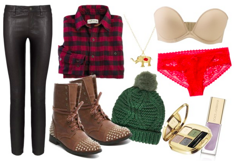 Winter clothes accessories beauty wishlist