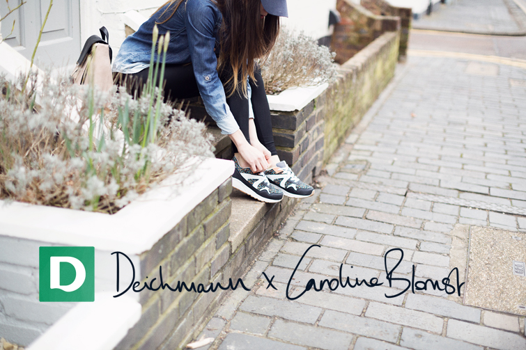Deichmann X Caroline Blomst collection
