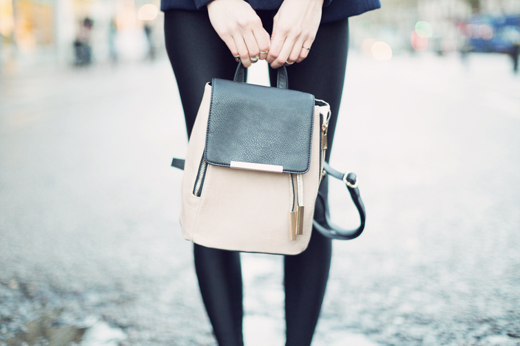Backpack outfits women